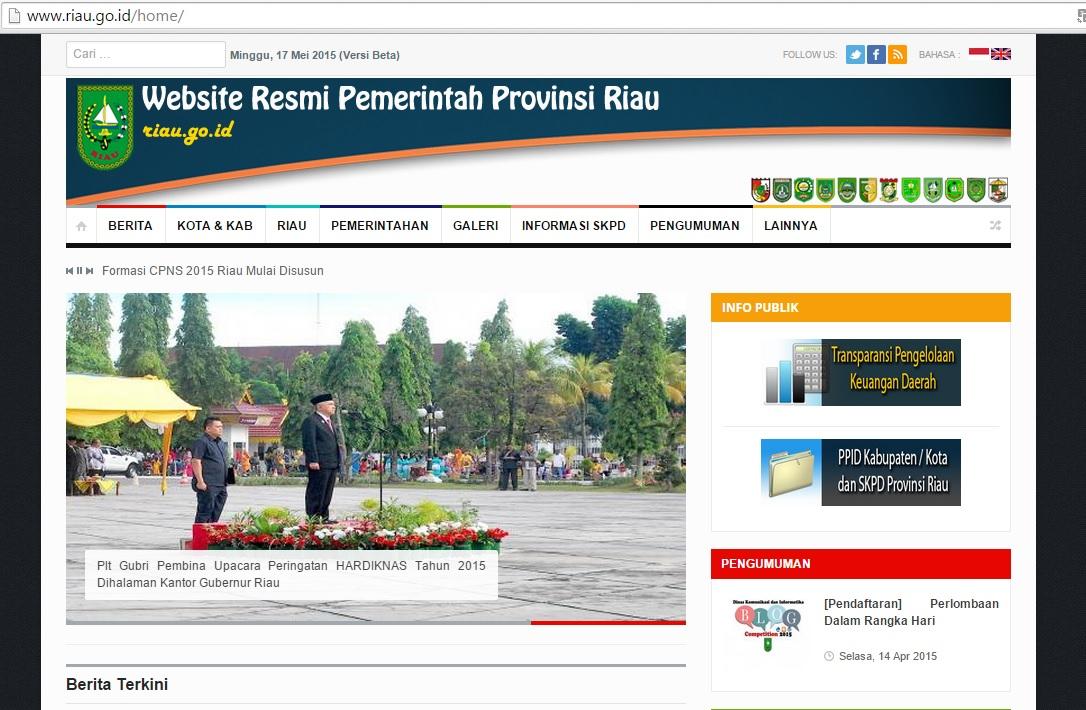 Makalah Tentang Review Website Pemerintah Sumber Makalah